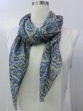 ROSIER/ノースアフリカプリントスカーフ